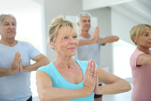 YogaCulture Specials - Senioren Yoga