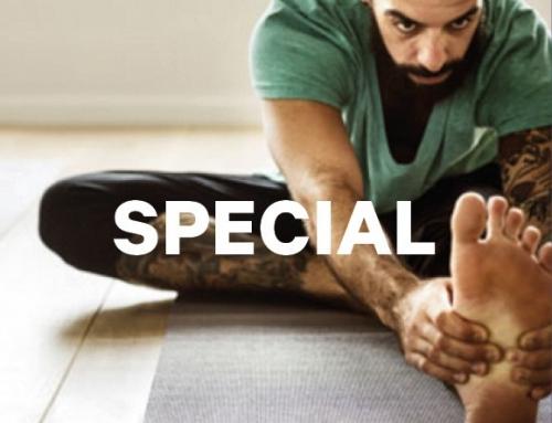 Yin Yoga Special mit Doron